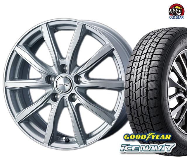 人気商品は グッドイヤー アイスナビ7 215/50R17 スタッドレス 4本セット タイヤ・ホイール 新品 4本セット 新品 ジョーカーシェイク パーツ バランス調整済み!, ごえんだま:e7f792a0 --- promilahcn.com
