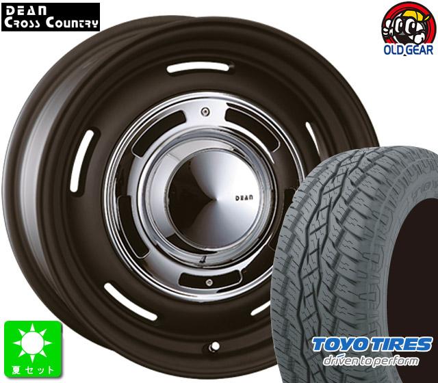【ネット限定】 265/70R16トーヨー 8.0J オープンカントリー A A/T+新品/T+新品 サマータイヤホイール 4本セットクリムソン ディーンクロスカントリー16インチ 8.0J 6H139.7マットブラックポリッシュ, 4WD&SUV PROSHOP RV SHUEI:b57f9e80 --- verandasvanhout.nl