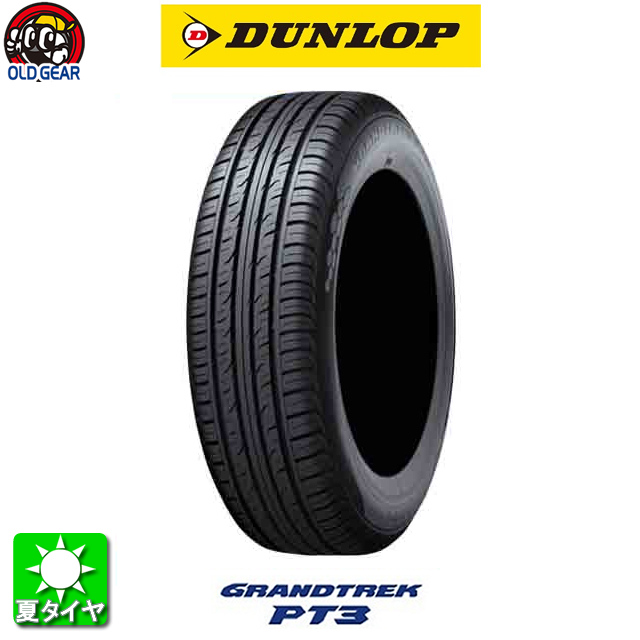 国産タイヤ単品 285/60R18 DUNLOP ダンロップ GRANDTREK グラントレック PT3 新品 1本のみ