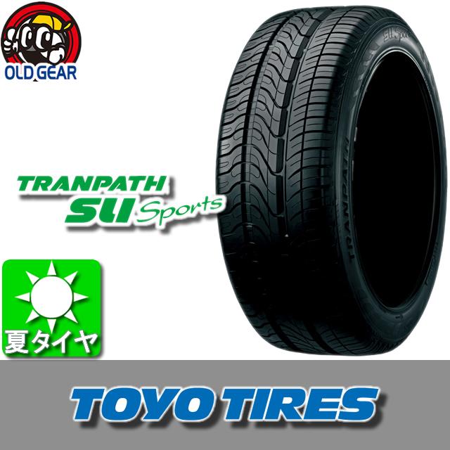 国産タイヤ単品 265/70R16 TOYO トーヨー TRANPATH SU SPORTS トランパス SU スポーツ 新品 1本のみ