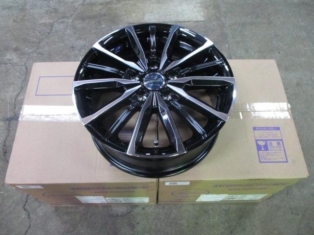 ホイールタイヤ 4本セット 205/60R16 社外 共豊 SMACK VALKYRIE 16x6.5J+53 5H-114.3 新品 ラジアル タイヤ TOYO ナノエナジー3+