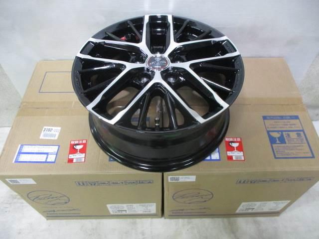 新品ホイールタイヤ 4本セット 205/60R16社外 共豊 スマック レヴィラ 16x6.5J+53 5H114.3 新品 ラジアル タイヤ ブリヂストン ネクストリー