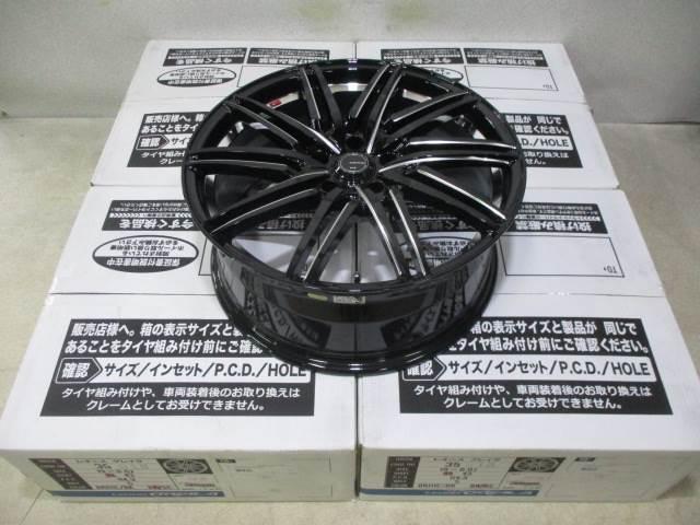 新品 ホイールタイヤ 4本セット 245/40R19 2020年製 新品社外 Weds レオニス グレイラ 19x8J+35 5H114.3 新品 ラジアル タイヤ インペリアル エコスポーツ2