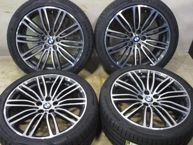 新着 在庫商品 送料無料バランス調整済み 豊富な商品ラインナップ 全国18店舗の安心をお客様にお届けいたします 中古 ホイールタイヤ 4本セット 245 40R19 2021年製 中古純正 19x8J+30 エコスポーツ タイヤ インペリアル 2 休日 5H112 G30純正 5シリーズ 新品 BMW ラジアル