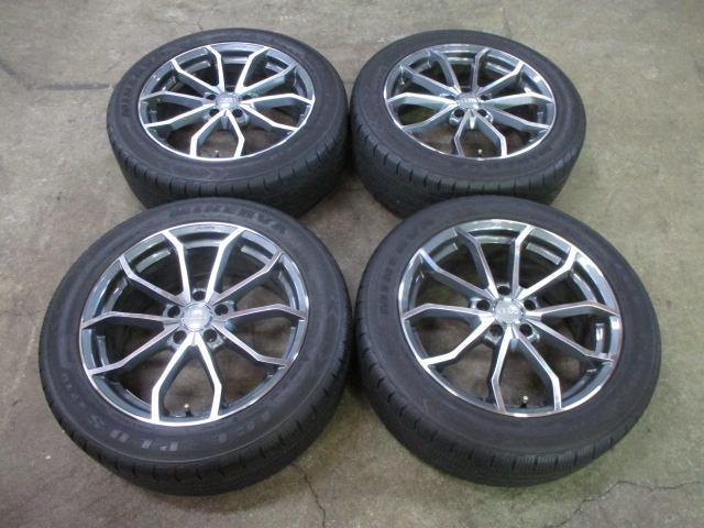 『3年保証』 ホイールタイヤ 4本セット 235 5H112/50R18社外 MAK 235/50R18社外 タイヤ LOWE FF 18x8J+40 5H112 ラジアル タイヤ コンチネンタル エクストリームコンタクト DWS06, ルコリエ:b87e3415 --- atakoyescortlar.com