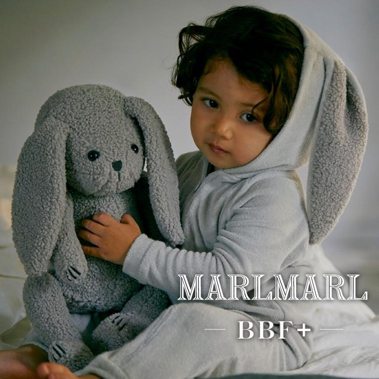 送料無料 マールマール MARLMARL 多機能 ぬいぐるみ BFF+ 男女兼用 最安値 出産祝い ベビー リュック 女の子 新色 キッズ ギフト 男の子