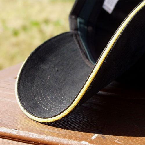 Green in Abo torr long visor EL line / black