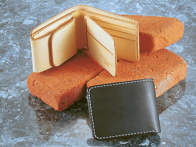 CALF/カーフ レザー カード ウォレット(手縫い) CALF-030 【ギフトOK】【smtb-k】