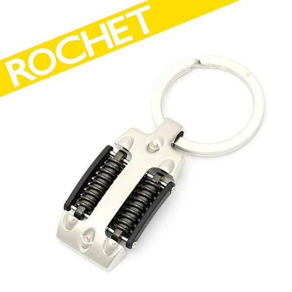ROCHET/ロシェ 個性 バイク サスペンション キーホルダー ステンレス メンズ プレゼント K400180 【ギフトOK】【smtb-k】