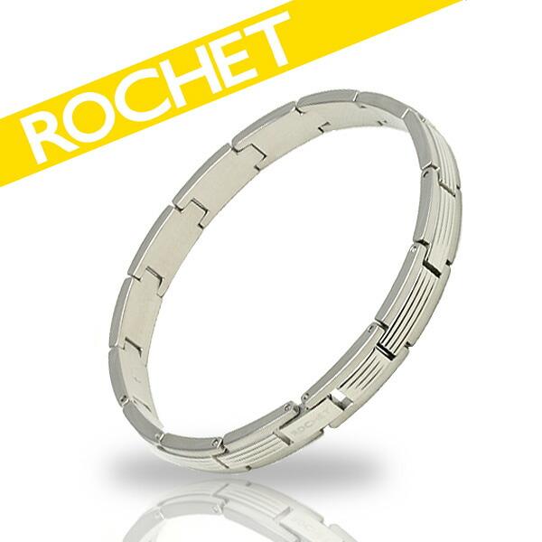 ROCHET/ロシェ ELEGANCE/ITHAQUE ステンレス デザイン ブレスレット B042190 【ギフトOK】【smtb-k】