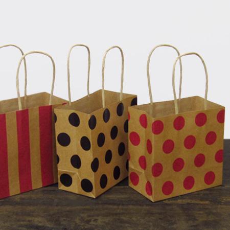 nombre ノンブル 水縞 ミニ紙袋 1枚売り 手提げ袋 ラッピング袋 ギフト袋 紙袋 ラッピング用品 プレゼント ギフトバッグ おしゃれ おすそわけ 可愛い かわいい ランキングTOP10 小分け袋 専門店