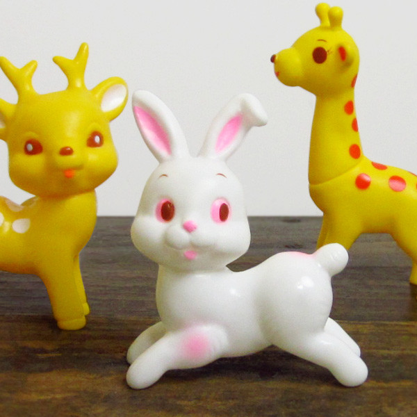 LapinMe×KODAMA 5☆大好評 オンラインショッピング Little 動物人形 Cuties