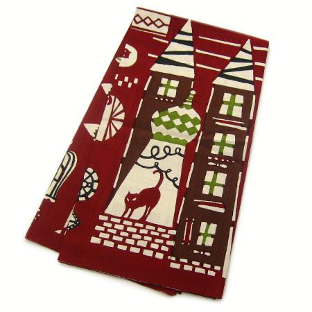 京都挂札,棉日式猫马尾