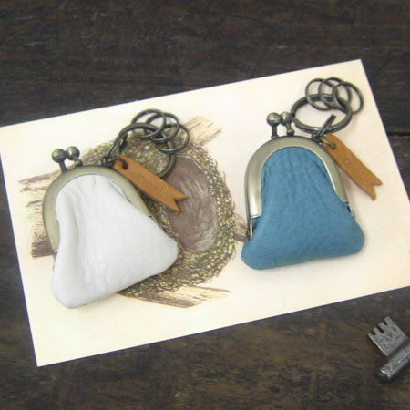 Kanmi.  Linnet purse key ring