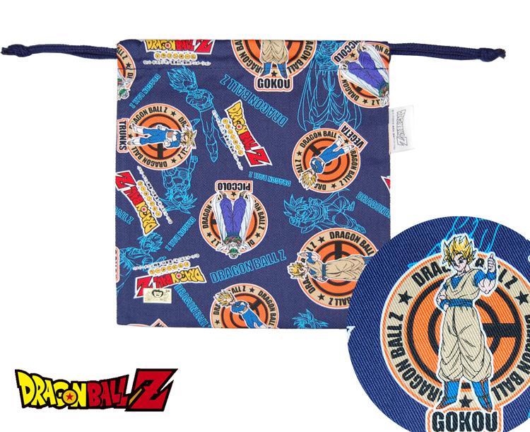 ドラゴンボールZの巾着 DRAGON BALL 気質アップ 綿 豊富な品 Z グッズ