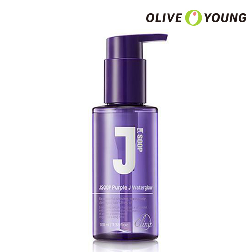 賜物 OLIVEYOUNG公式 メーカー公式 JSOOP パープルジェイウォーターグロー 100ml Purple J Waterglow ジェイ森 韓国コスメ 維持力 海外直送 タンパク質 オリーブヤング公式