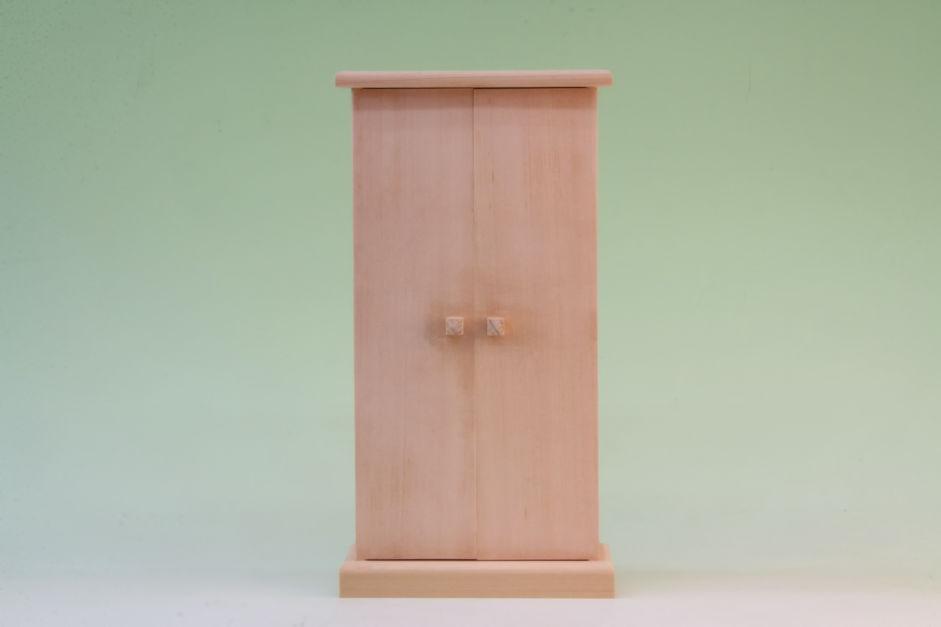 神龛护身符宿舍本一社中型尺寸[固定型][把护身符竖起来,把护身符护身符放进去]