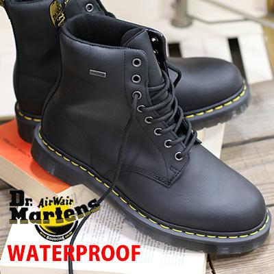 11/28新作 【あす楽】 【 ポイント10倍 】 【国内正規品】 Dr.Martens 1460 REPUBLIC WP 2528001 ドクターマーチン 8ホール ブーツ リパブリック ウォータープルーフ 防水 boots マーチン メンズ レディース