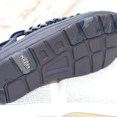 あす楽KEEN サンダル sandal UNEEK 1020781BLUE NIGHT STEEL GREYキーン ユニーク メンズ8wOPXn0k