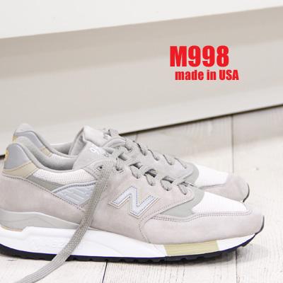 xxxxxxxxxxx新平衡M998 CEL象皮肤(淡灰)new balance美国制造