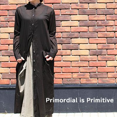 【期間限定特別価格】Primordial is Primitive 520 CS BLACK プリモディアル ワンピース レディース ladies