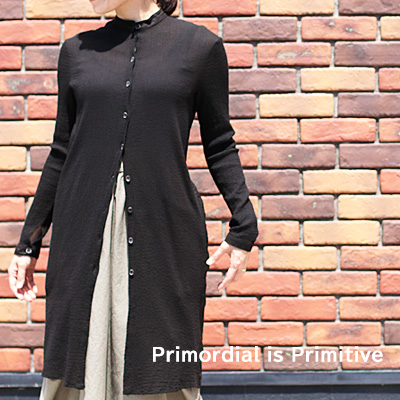 【期間限定特別価格】Primordial is Primitive 511 MUFF CS BLACK プリモディアル ワンピース レディース ladies