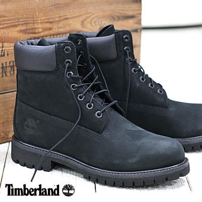 【あす楽】 【 日本正規取扱店 】 ティンバーランド メンズ 6インチ プレミアム ブーツ TB010073 BLACK NB Timberland 6INCH PREMIUM BOOTS MENS BOOTS 靴