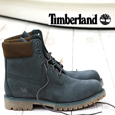 【セール sale】【あす楽】 【 日本正規取扱店 】 ティンバーランド メンズ 6インチ プレミアム ブーツ TB0A17Q4 GRN Timberland 6INCH PREMIUM BOOTS MENS BOOTS 靴