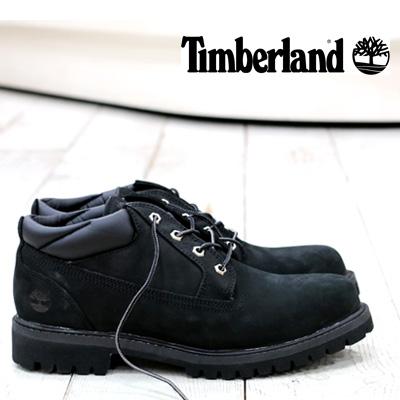 【あす楽】 【 日本正規取扱店 】 ティンバーランド メンズ ブーツ クラシックオックスフォード TB073537 ブラック Timberland CLASSIC OX BLACK NB MENS BOOTS 靴