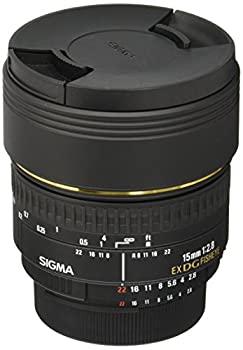 中古 SIGMA 単焦点魚眼レンズ 15mm F2.8 EX DG FISHEYE DIAGONAL 誕生日 お祝い 476441 対角線魚眼 安い 激安 プチプラ 高品質 ニコン用 フルサイズ対応