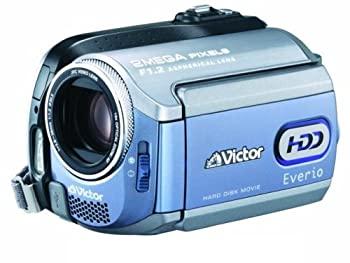 <title>新作製品、世界最高品質人気! 中古 JVCケンウッド ビクター Everio エブリオ ビデオカメラ ハードディスクムービー 30GB GZ-MG255-A</title>
