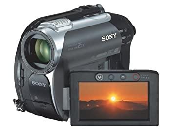中古 ソニー SONY デジタルビデオカメラレコーダー 40%OFFの激安セール DVD DCR-DVD308 購入
