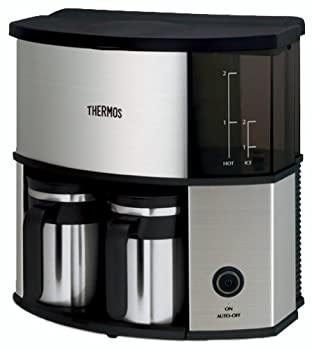 中古 <セール&特集> THERMOS 真空断熱マグ 税込 コーヒーメーカー ECC-480