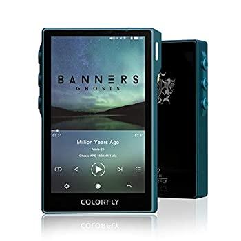 中古 COLORFLY カラーフライ U6 64GB Bluetooth 永遠の定番 Wifi 新作 大人気 microSD対応 ポータブルプレイヤー AirPlay DLNA対応 ハイレゾ対応 フルバランス