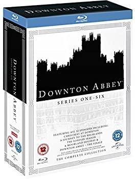 中古 Downton Abbey: 登場大人気アイテム 爆買い新作 The Complete B Collection Region Blu-ray Import