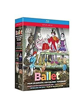 【中古】Ballet For Children [Box Set] [VARIOUS] [Opus Arte: OABD7217BD] [Blu-ray]