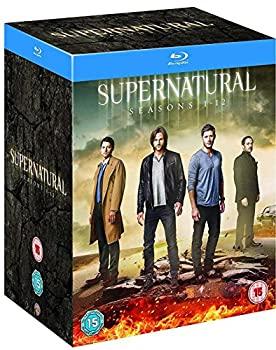 新作アイテム毎日更新 中古 Supernatural Season 1-12 Blu-ray Import版 一部日本語無し Free Region 驚きの値段