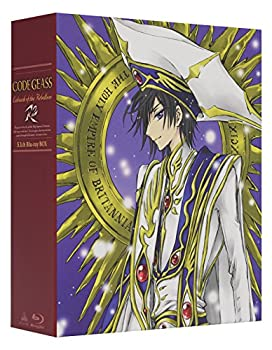 中古 店 コードギアス 反逆のルルーシュ2 5.1ch 超人気 専門店 特装限定版 Blu-ray CDペーパーケース付 BOX