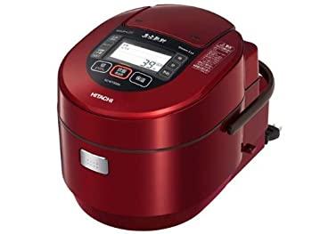 中古 超定番 HITACHI 人気ブランド多数対象 圧力 スチーム RZ-W1000K-R 日立IHジャー炊飯器 真空熱封