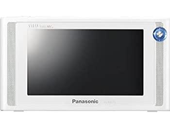 中古 パナソニック 5V型 液晶 テレビ プライベート 公式 SV-ME75-W まとめ買い特価 ビエラ 2008年モデル