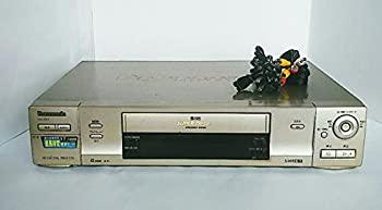 中古 S-VHSビデオデッキ パナソニック 正規認証品!新規格 スーパーSALE セール期間限定 NV-SV1