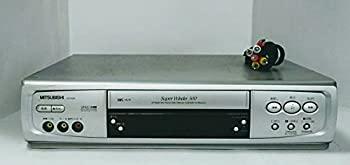 中古 MITSUBISHI 35%OFF メーカー直売 三菱 HV-H200 VHSビデオデッキ ダビングなどに