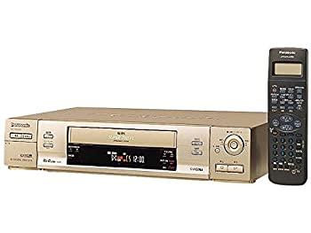 中古 Panasinic パナソニック NV-SVB10 BSチューナー内蔵S-VHSビデオデッキ 市場 NEW