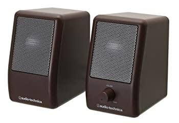 安いそれに目立つ 【】audio-technica アクティブスピーカー AT-SP91 BW, フナバシシ 9fa4c7b0