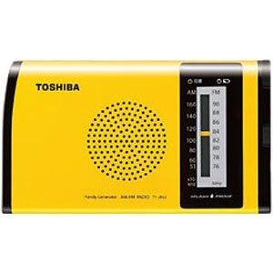 中古 TOSHIBA 防水充電ラジオ TY-JR50 人気 日時指定 おすすめ Y