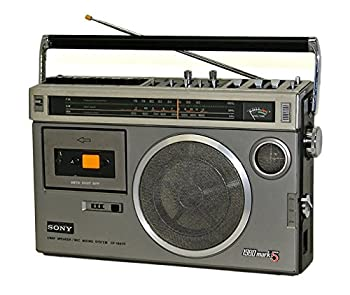 値引きする 【】SONY ソニー CF-1980V CF-1980(5) 1980mark5 FM/SW/MWラジオカセットコーダー, FEELPROJECT f6821bdc