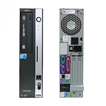 中古 Windows 10 Home MAR搭載 富士通 FMV D5270 Core2Duo 2G 無線付き E7300 ランキングTOP5 デスクトップパソコン 『4年保証』 パソコン 2.66G 80GB DVDコンボ