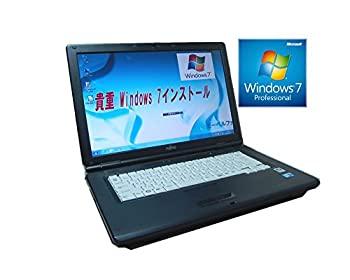 中古 富士通 ノートパソコン 年末年始大決算 A8290 540 Core2セルロン900 2.20G 160Gハード 送料0円 2Gメモリー DVDROM ※無線LAN非搭載 15インチワイド液晶