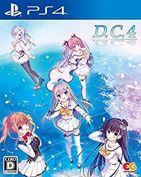 中古 D.C.4~ダ 開店祝い カーポ4~ 別倉庫からの配送 PS4 - 通常版