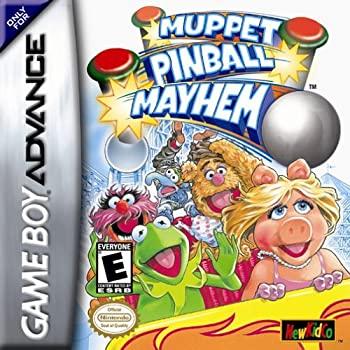 【中古】Muppet Battle Pinball / Game